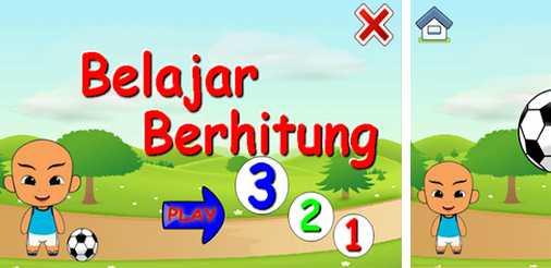 Game untuk Mengasah Perkembangan Otak anak belajar berhitung apk