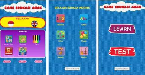Game untuk Mengasah Perkembangan Otak edukasi anak lengkap.apk