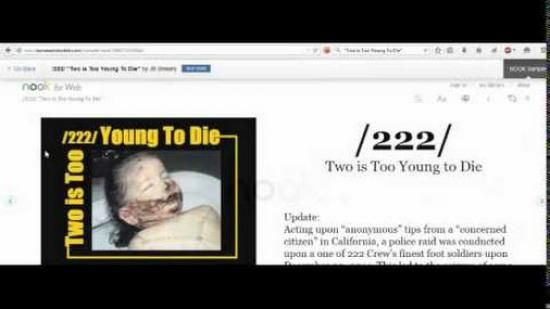 Situs Terlarang Tentang Gambar Foto Menyeramkan dan Menjijikkan