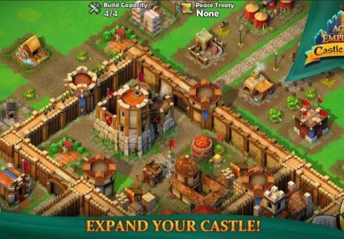 Microsoft Meluncurkan Game Age of Empires: Castle Siege Untuk Android