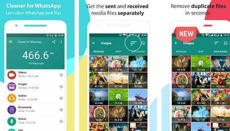 Cara Hapus foto Group WhatsApp secara otomatis dengan aplikasi WhatsApp Cleaner
