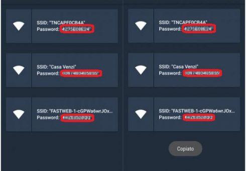 Aplikasi Terbaik Mengetahui Password WiFi dengan WiFi Password Viewer