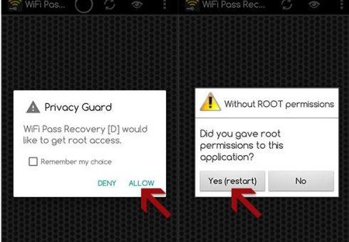 Aplikasi Terbaik Mengetahui Password WiFi dengan Free WiFi Pasword Recovery
