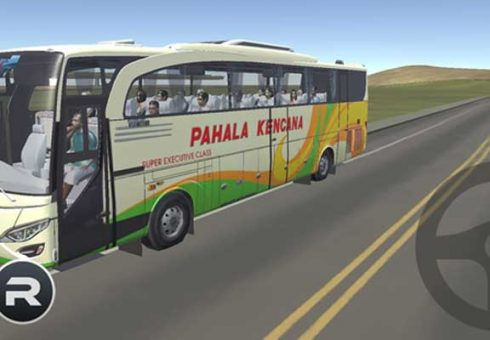 Game Bus Simulator Asal Indonesia Ini Populer di Google Play Store