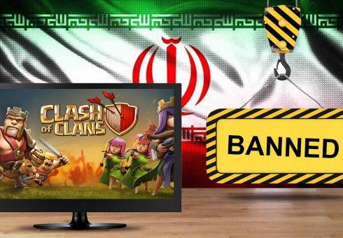 Game Clash Of Clan Diblokir Di Negara Iran, Ternyata Ini Alasannya