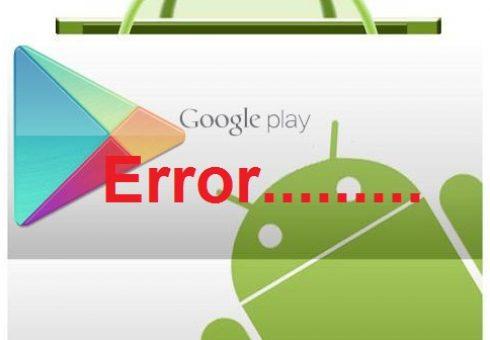 Cara Mengatasi Error Google Play Store Tidak dapat Mengunduh Aplikasi