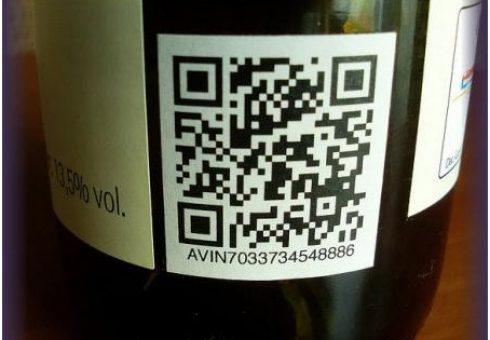 Qr код на алкоголе
