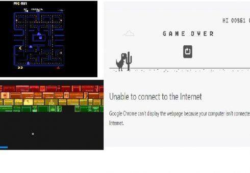 Ternyata Ada 3 Game Tersembunyi di Google Yang Jarang Orang Tahu