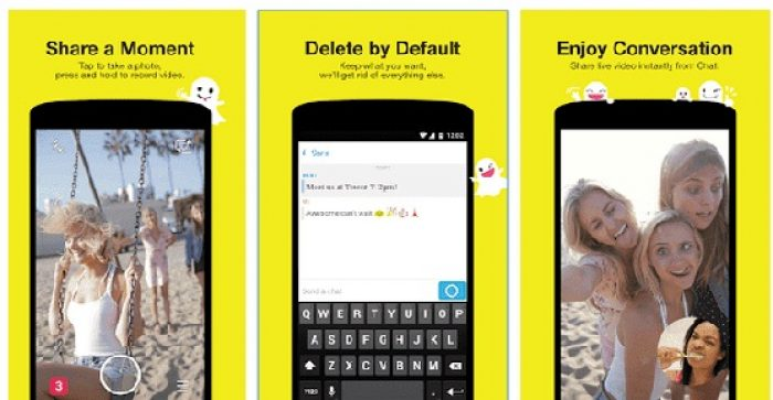 Aplikasi Edit Foto Wajah jadi Lucu dengan Snapchat