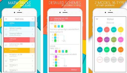 Aplikasi belajar Matematika unutk Siswa SMA