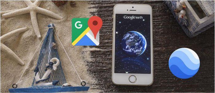 Pilih Google Maps Apa Earth? Kenali Perbedaan dan Kisah Menarik Dibalik Pembuatannya