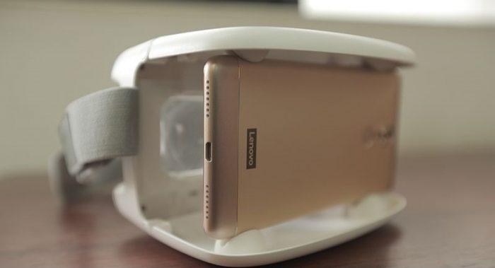 Lenovo K6 Note, HP Murah Tanpa Khawatir Lagi Main Game VR!