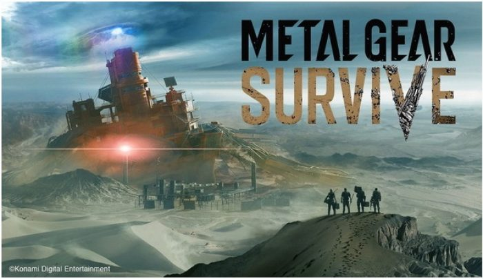 Game Metal Gear Survive Tetap Akan Segera Dirilis Tahun 2017, Tunggu kehadiran!