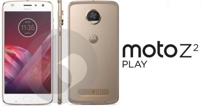 Motorola Siap Luncurkan Moto Z2 Play Di Awal Bulan Juni 2017
