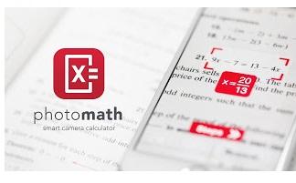 Aplikasi belajar anak SMA PhotoMath