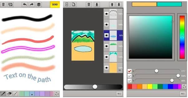 Aplikasi Menggambar Grafik
