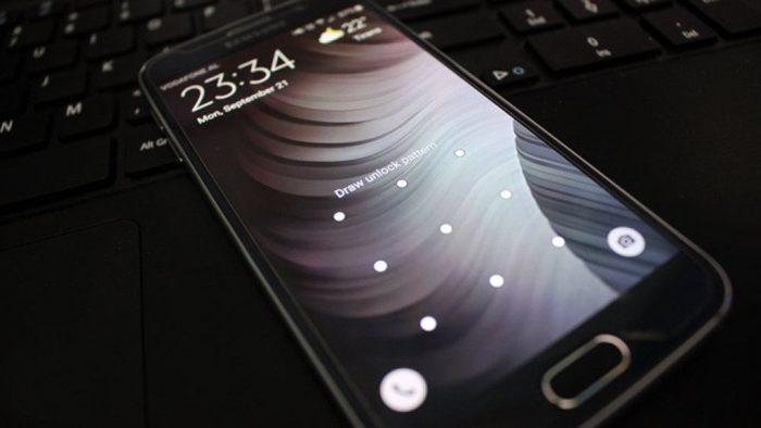Mengunci Layar Android