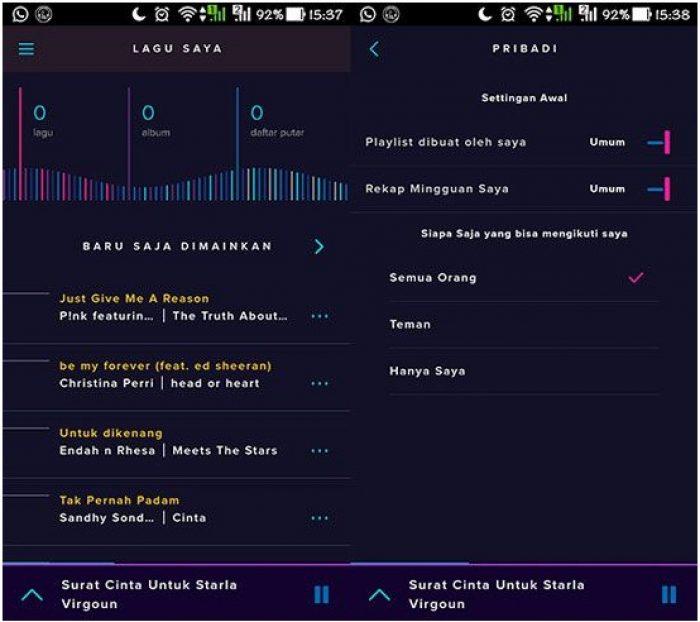 Tips Streaming Musik Tanpa Kuota Untuk Android Dan Ios