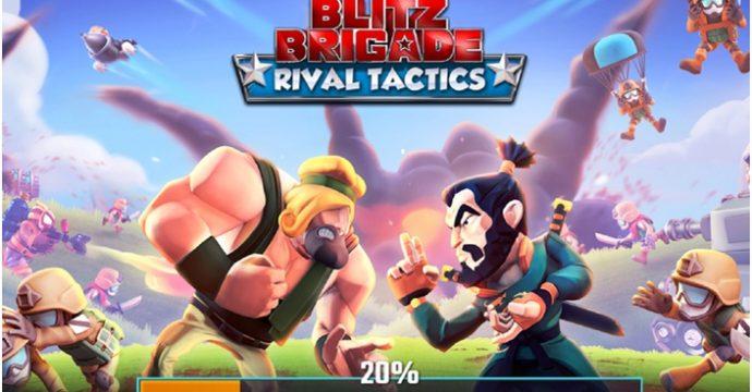 Blitz Brigade: Rival Tactics, Pesaing Baru Clash Royale ala Gameloft