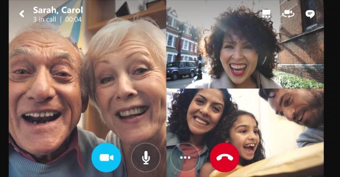 Cara Merekam saat Video Call dengan Aplikasi Chating di Android
