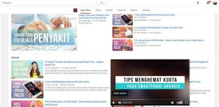 Fitur Rahasia Youtube Yang Mungkin Belum Anda Ketahui