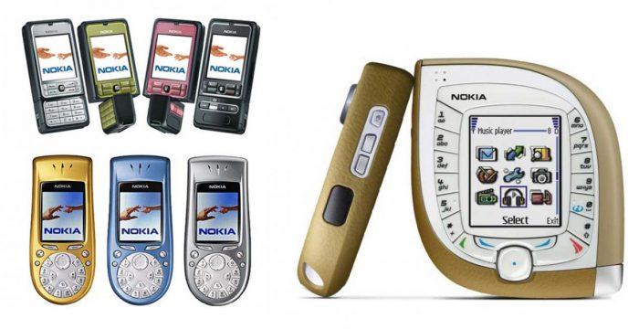 Nostalgia Dengan Kumpulan Hp Unik Buatan Nokia Yang Ngetrend Pada Masanya