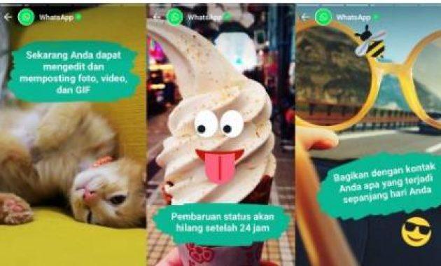 Fitur Whatsapp Mirip Instagram Download Whatsapp Mod Instagram Cara Membuat Boomerang Di Whatsapp