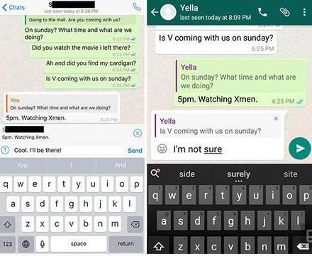 Fitur Whatsapp Mirip Instagram Boomerang Cara Agar Tampilan Whatsapp Android Seperti Iphone