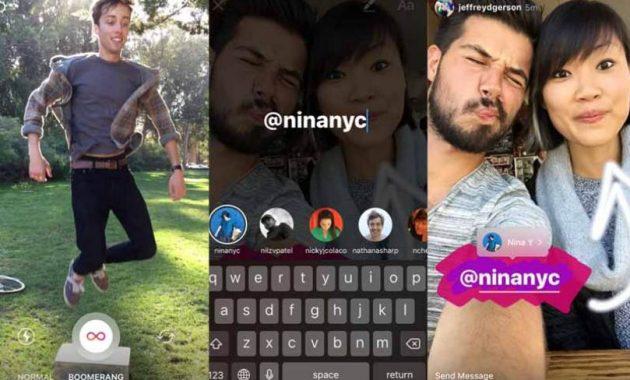 Fitur Whatsapp Mirip Instagram Terbaru Cara Boomerang Di Whatsapp Download Whatsapp Mod Instagram Apk