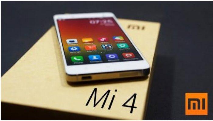 Hp Android RAM 3GB Harga Murah 1 Jutaan Xiaomi Mi 4