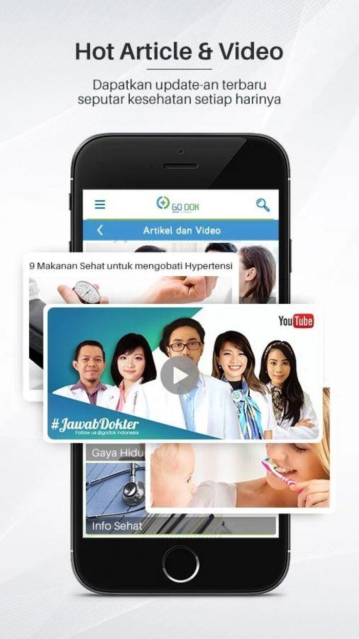 Download Aplikasi Dokter Gratis