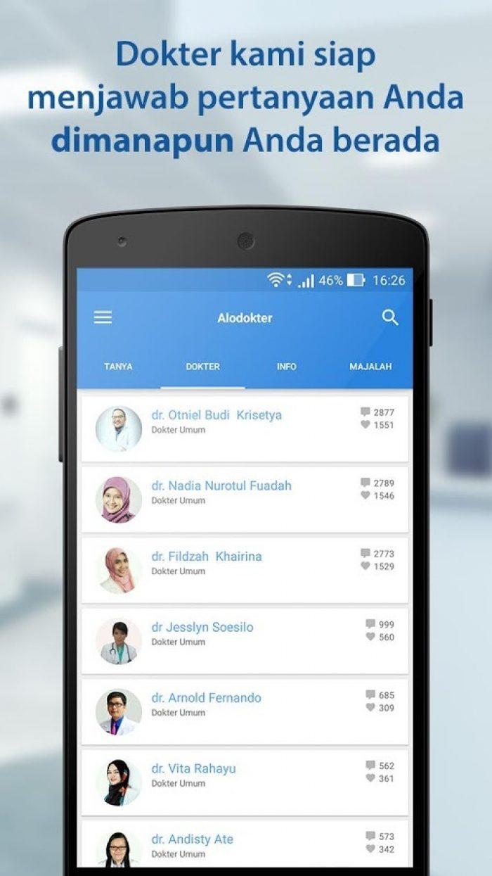 Aplikasi Dokter Anak