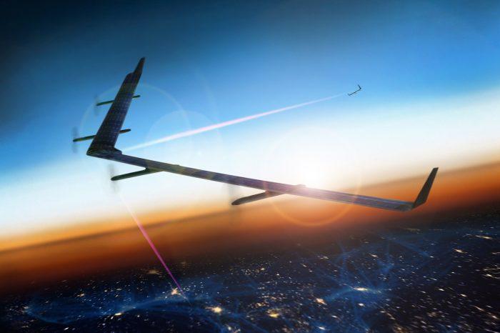 Aquila, Drone Milik Facebook Siapkan Akses Internet Untuk Miliaran Orang