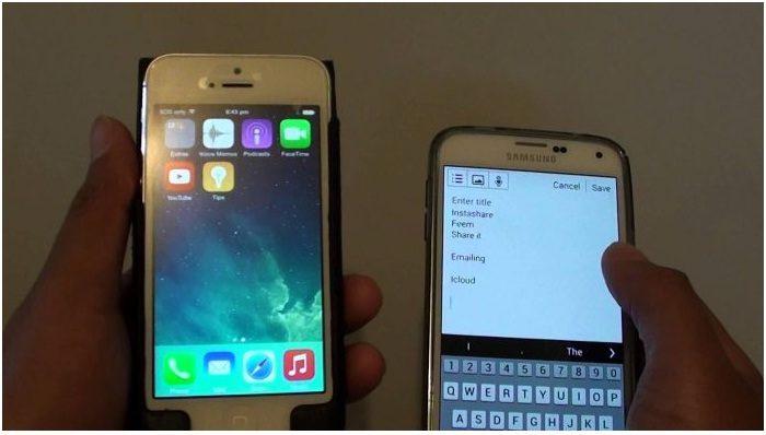 Cara Transfer File dari Android ke iPhone dengan Mudah