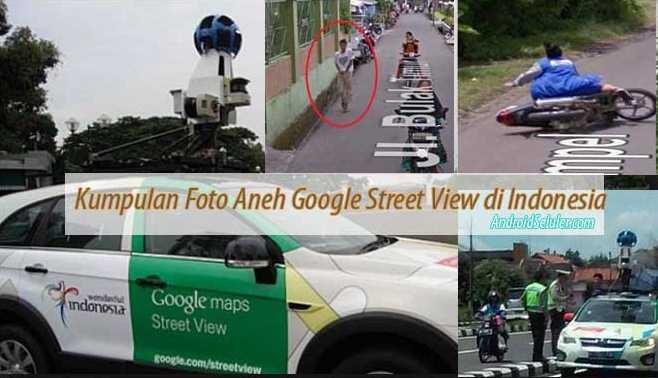 Foto Lucu Bikin Ngakak Google Street View Yang Terekam Di Indonesia