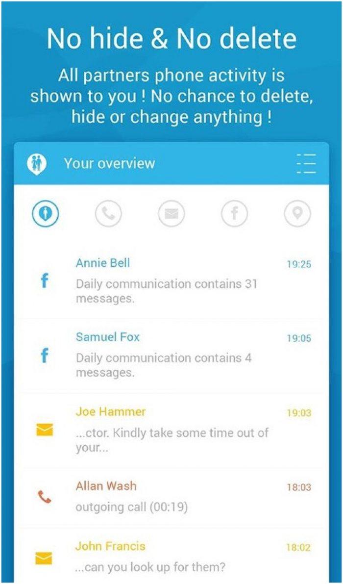 Cara Mengetahui sema aktivitas pacar dengan aplikasi sadap hp terbaik