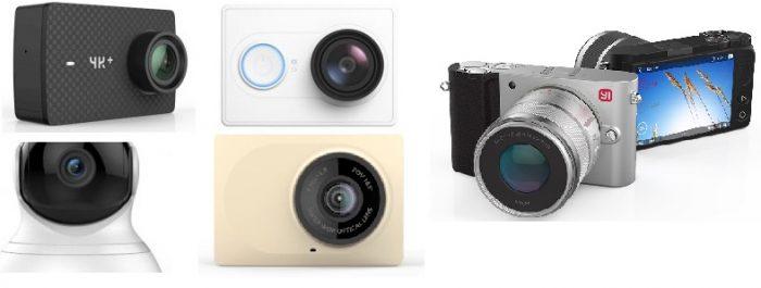 Daftar Harga Kamera Xiaomi Yi Semua Jenis dan Tipe