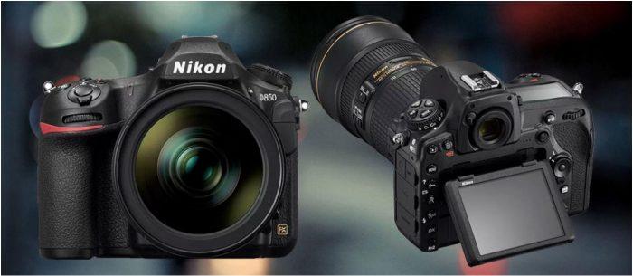 Harga Kamera DSLR Nikon D850 45,7 MP Terbaru