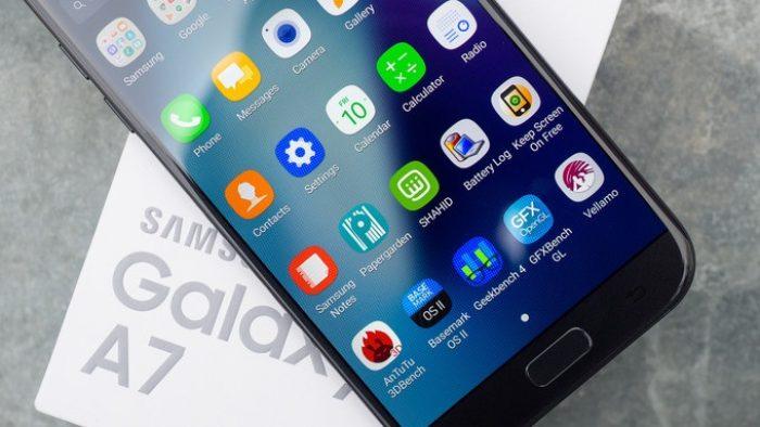 Harga Samsung Galaxy A7 2017 dan Spesifikasi Terbaru