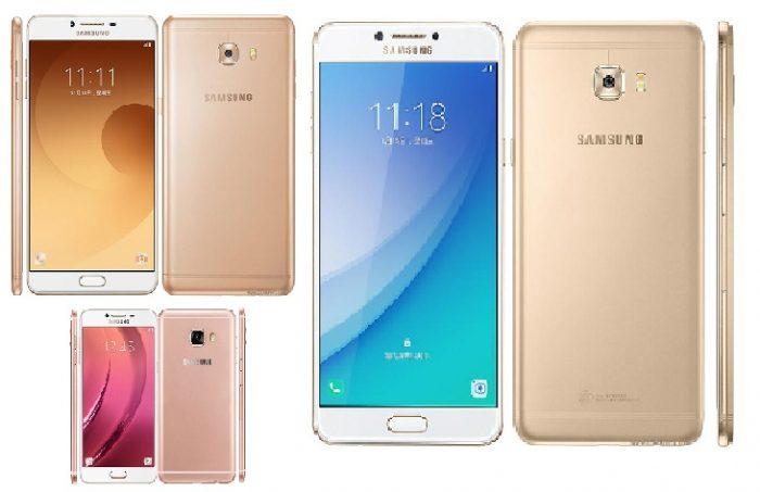 Harga Samsung Galaxy C Series Berkualitas 2017