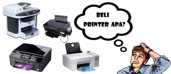 Tips Cerdas Sebelum Membeli Printer Berkualitas Untuk Wirausaha