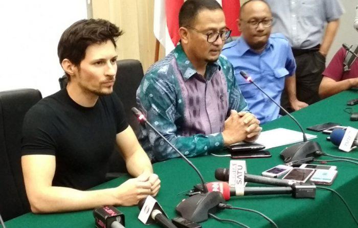 Tunduk Aturan Indonesia, Pemerintah Akan Buka Blokir Akses Telegram