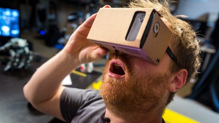 12 Game Google Cardboard VR terbaik dan Populer di Android 2017