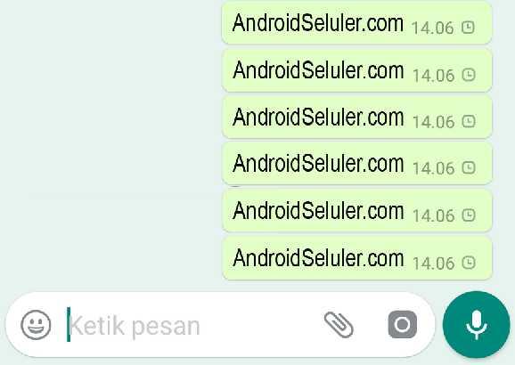 Cara Jahil Mengirim Spam Chat di WhatsApp