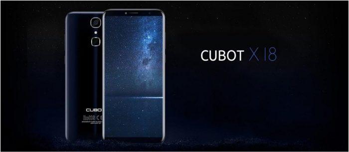 Cubot X18, Smartphone Bezel Tipis Mirip Samsung S8, Harga Cuma 1 Jutaan