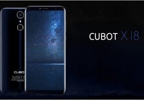 Hp Android RAM 3GB Harga Murah 1 Jutaan Cubot X18