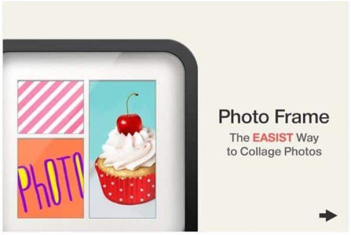 Aplikasi bingkai bingkai foto 70