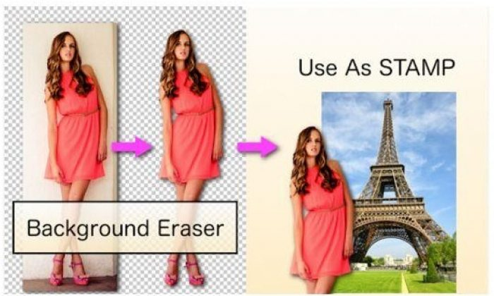 Aplikasi Edit Background Foto Background Eraser