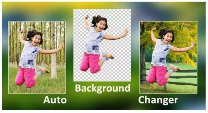 Aplikasi Edit Background Foto Auto Background Changer