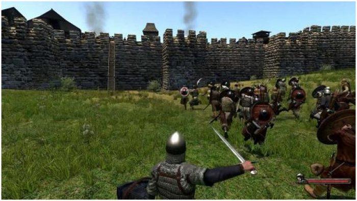 Game Kerajaan Offline PC Mount & Blade : Warband